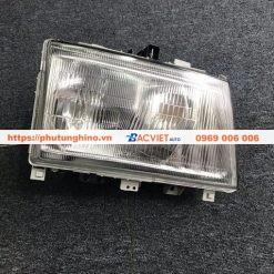 Danh sách phụ tùng gương đèn xe tải MITSUBISHI 4,5 tấn
